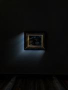 1st Nov 2014 - L'origine du monde, Gustave Courbet. Black version.