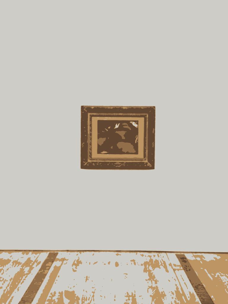 L'origine du monde, Gustave Courbet. Wood version. by cocobella