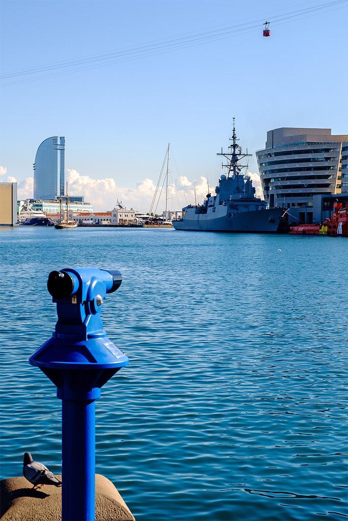 ¡Barco a la vista! / Ship ahoy! by jborrases