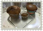 8th Nov 2014 - Papa, Mama & Baby Muffin