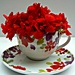 November word-Kitchen. Cup and saucer by wendyfrost