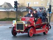 10th Nov 2014 - Old Dennis Fire Engine