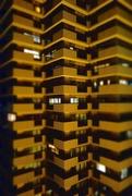 10th Nov 2014 - The accordion building