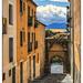 Segovia alleyway by ivan