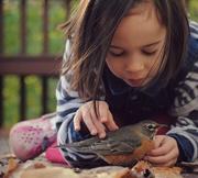 13th Nov 2014 - Clara and Robin: A Precious Moment