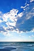 14th Nov 2014 - Afternoon Clouds on Miramar Beach