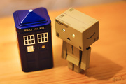 13th Nov 2014 - Danbo is the new Doctor?