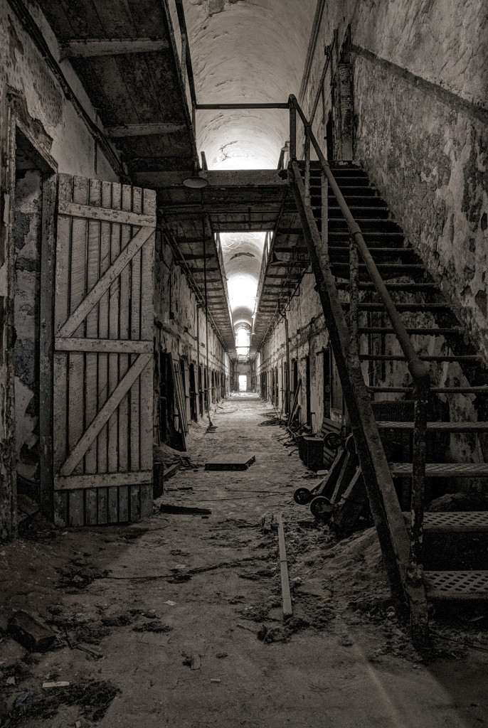 Down the cellblock by ksmale