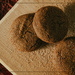 Molasses Cookies  by lyndemc