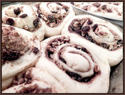 14th Nov 2014 - The Annual Cinnabon Order, Rising to the Occasion