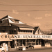 Richland General Store - sepia