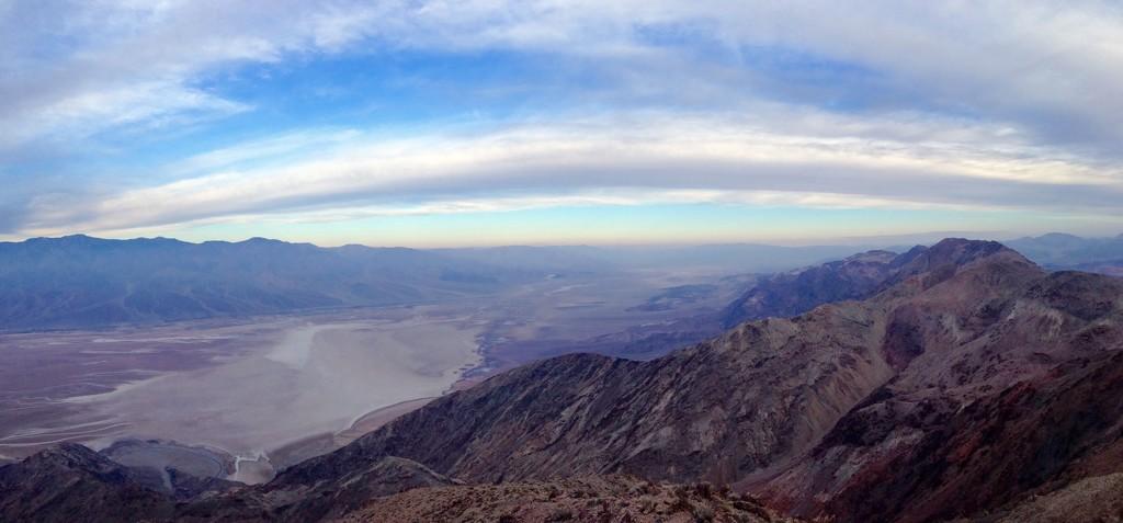 Death Valley by peterdegraaff