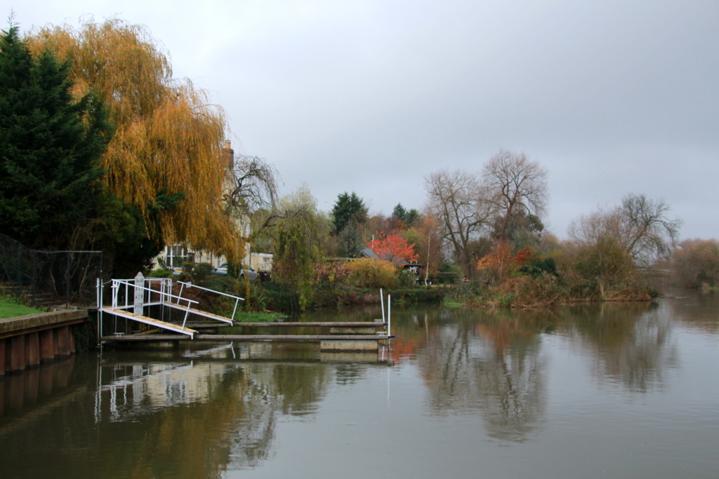 Down by the Rivermill by busylady