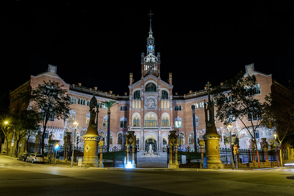 Hospital de Sant Pau by jborrases