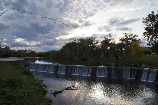 Lyndonville, NY by harvey
