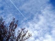 15th Nov 2014 - A Scratch in the Sky