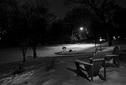 15th Nov 2014 - Chairs in the Night