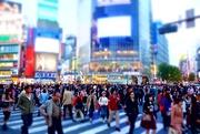 16th Nov 2014 - crowded Shibuya