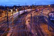 24th Oct 2010 - Train at dusk