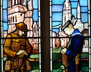 16th Nov 2014 - Appropriate Stained Glass