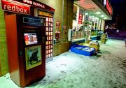 16th Nov 2014 - The Redbox: Suburban Americana