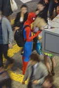 15th Nov 2014 - The day I met Spiderman...