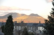 24th Oct 2010 - Moelwyns - end of the afternoon