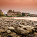 Paimpont Abbey... at low tide! by vignouse