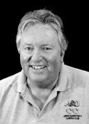 18th Nov 2014 - 50 mono portraits at 50mm : No. 25 : Chairman Dave