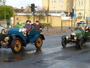 19th Nov 2014 - Daimler 1903 Vs Morris Bullnose
