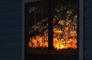 18th Nov 2014 - Sunset on My Window