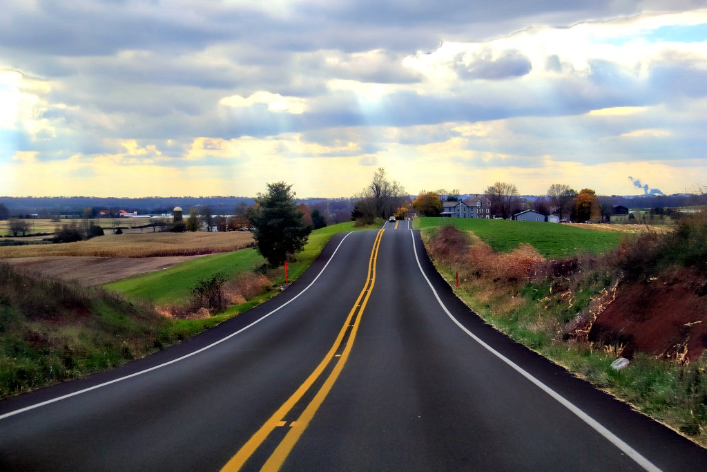 Take Me Home Country Road by digitalrn