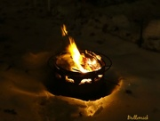 19th Nov 2014 - Fire and Ice