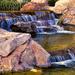 Little Waterfall  by joysfocus