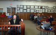 19th Nov 2014 - Historical Society Meeting