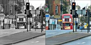 23rd Nov 2014 - Old London RT Bus Collage