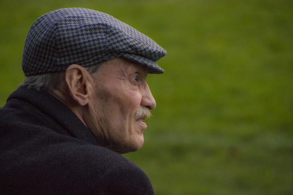 Rugby fan by shepherdman