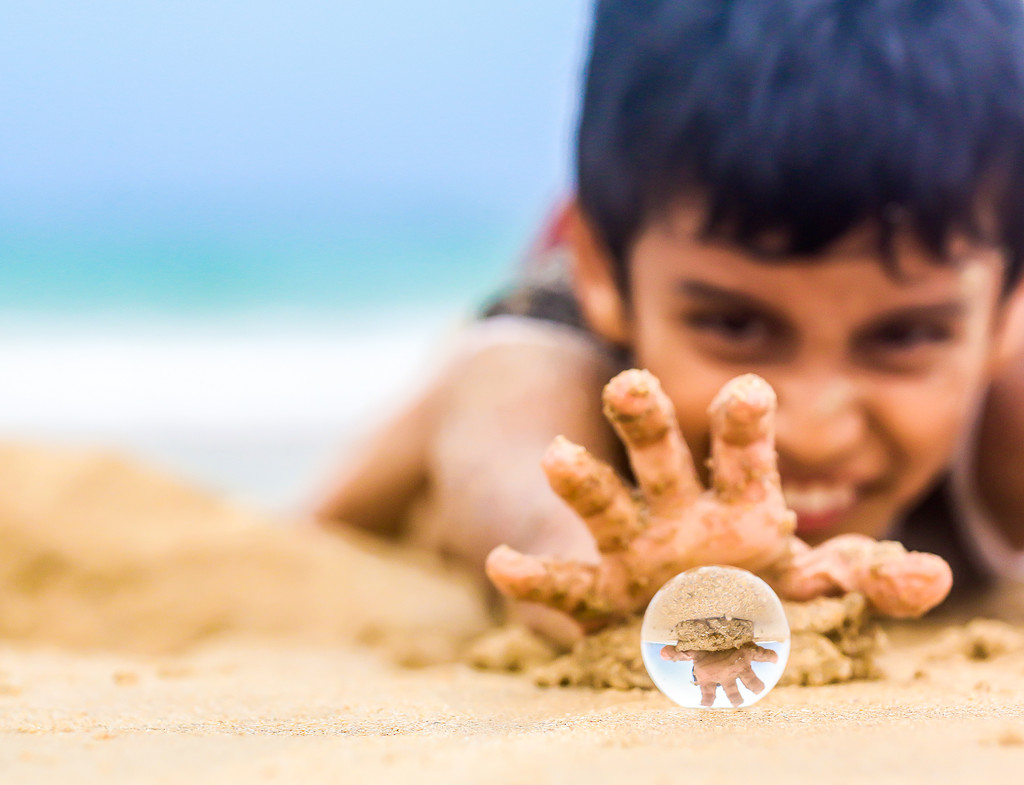 Reaching out by abhijit