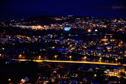 23rd Nov 2014 - Trondheim by night