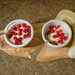 Reality food blog: Yougurt with red currants