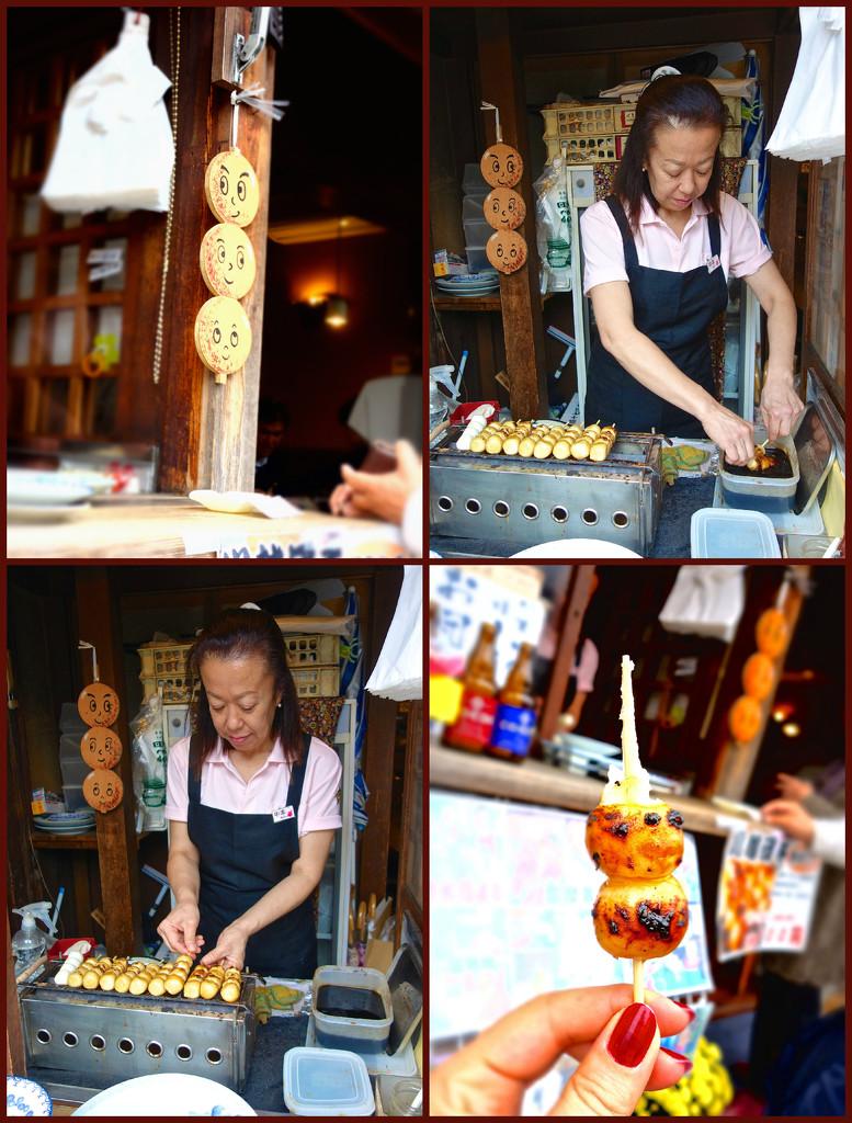 Tea party in Kawagoe. by cocobella