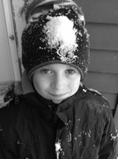 26th Nov 2014 - The Snowy Day