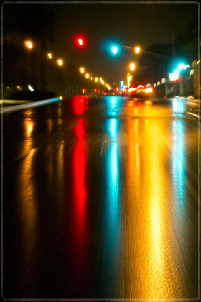 Night Lights by aikiuser