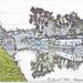Narrowboats And Reflections