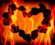 27th Nov 2014 - Heart full of fire