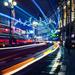 Day 330, Year 2 - Regent Street Light Trails by stevecameras