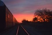 29th Nov 2014 - Nowhere Train