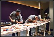 1st Dec 2014 - Maori carvers..