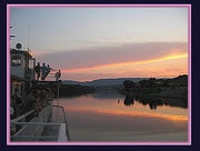 29th Nov 2014 - Sunset on the Tennessee River