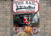 28th Nov 2014 - Santa is Coming to Town
